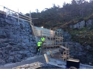 Dam Krokavatn rehabilitering - Os Kommune